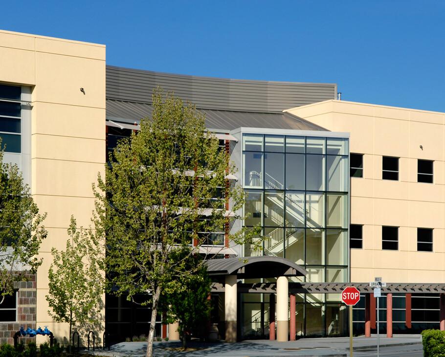 Palo Alto Medical Foundation - Clark Building - Vance Brown